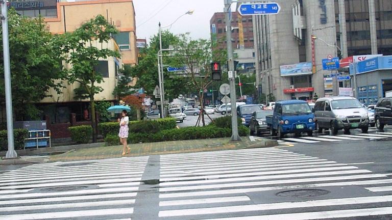 釜山から博多に帰ってきたとき、税関で手荷物検査をされた話