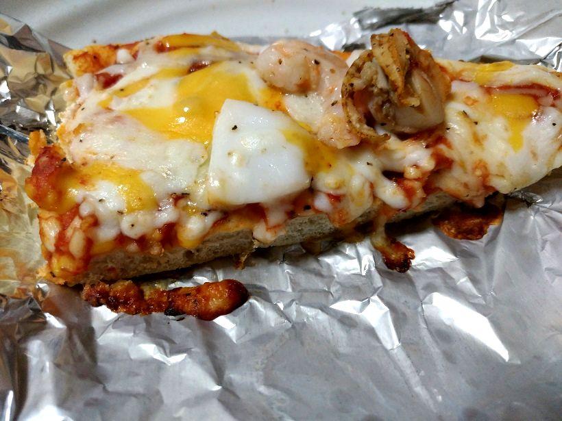 コストコのピザは美味い
