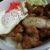 コストコで購入した豚スペアリブを使ったスペアリブ丼