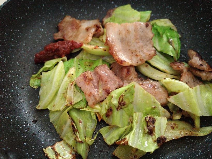 福岡のソウルフードびっくり亭の焼肉定食をお家で再現