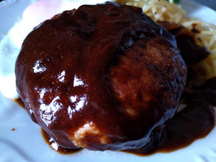 洋食亭ハンバーグ(味の素)