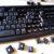 ロジクールのキーボードK120の清掃を実施